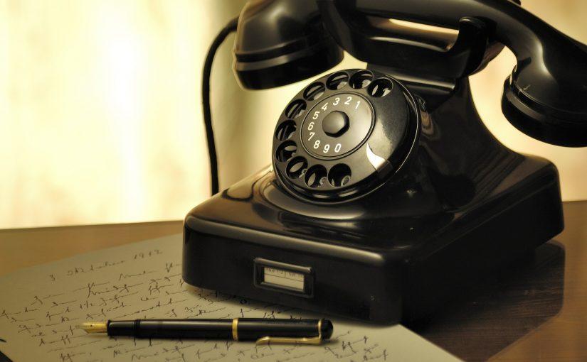 (713) Telefonare