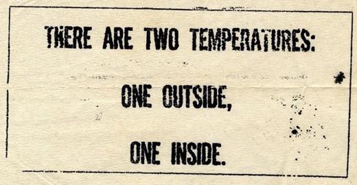 (4) Temperatura