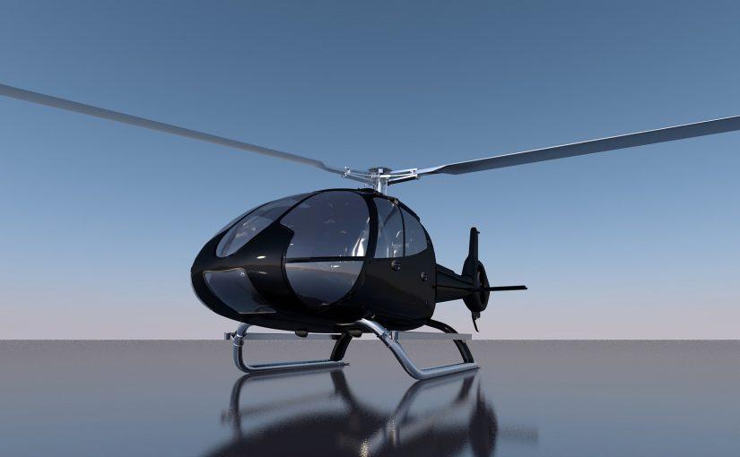 (832) Elicottero